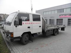 Services of the tow truck price Vinnytsia 098