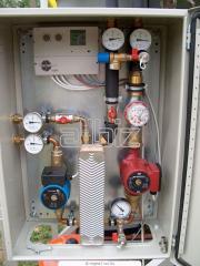 Проектирование сетей газообеспечения