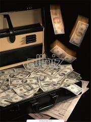 Організація фінансово-захищеної схеми роботи