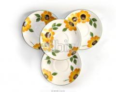 Изготовление декоративных тарелок
