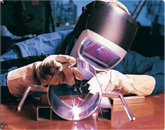 Welding works, Works welding