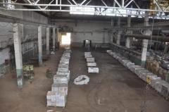 Аренда площади под склад, производство