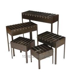 Аренда мангалов, мебель для пикников