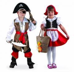 Прокат костюмов новогодних, карнавальных, маскарадных для детей