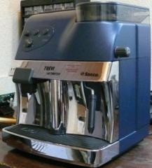 The Saeco coffee machines for rent Kharkiv