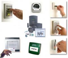 Design and installation of monitoring systems of