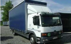Cargo transportation across Ukraine to 8 t, 53 m3