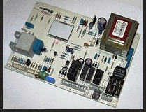 Repair and service of the electronic boiler
