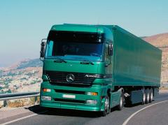 Услуги по перевозке грузов. Перевозка грузов