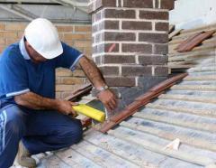 Услуги по кровельным работам и наружной облицовке стен