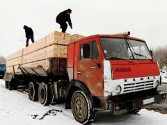 «КАМАЗ» 5410 полуприцеп