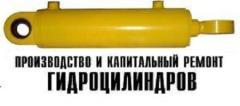 Diagnostics and repair of hydraulics, hydraulic