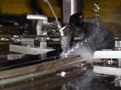 Processing of products from sheet metal