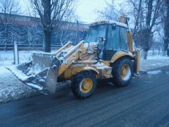 Rent of tractors, Brovara