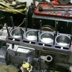 Engines repair services