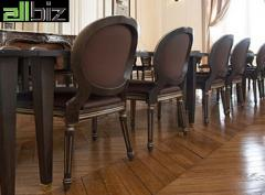 Bars furniture, cafe and distribution network of