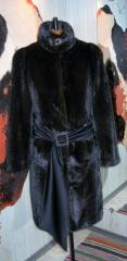 And having altered tailoring fur coats, sheepskin