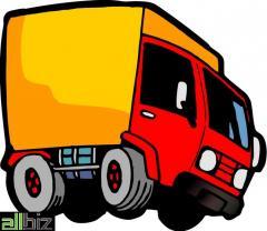 Перевозка грузов, багажа
