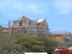 Строительство и ремонт зданий