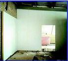 Монтаж стен из панелей Пантек ТЕРМ СТО