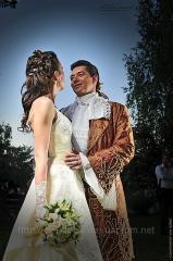 Свадьба от группы компаний CMA GroUp Донецк-Киев