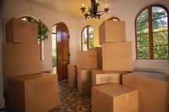 Cargo transportation room moving