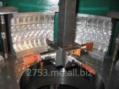 Elektroerrozionny processing on multiaxial