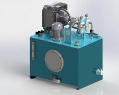 Проектирование и изготовление гидростанций