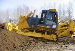 Hire of the bulldozer across Kiev and area