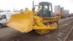 Services of the bulldozer