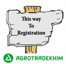 Registration, re-registration of products and