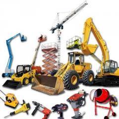 Rolling of a construction equipmen
