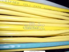 Прокладка кабелей в земляных траншеях