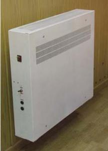 Installation of convective systems of heating in