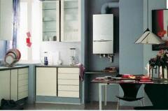 Установка систем автономного отопления квартир.