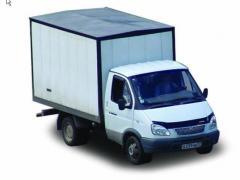 Автоперевезення дрібних партій вантажу