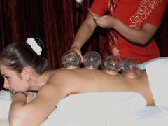 Баночный массаж, Карпаты