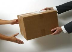 Доставка посылок, бандеролей в Москву