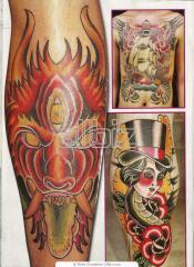 Художественная татуировка любой сложности, Татуировки и пирсинг