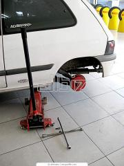 Automobile mounting