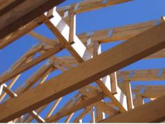 Mounting of rafter system