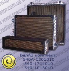 Repair of radiators of any complexity on all types