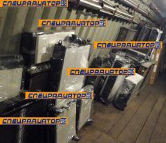 Radiators for special equipment, autoradiators,
