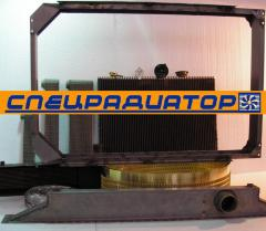 Repair of radiators for loaders
