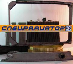Repair of radiators for loaders