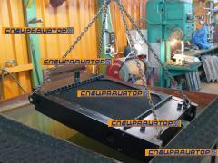 AUTORADIATORS; repair, production, sale of new