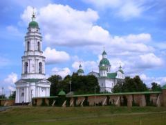 Паломнический тур в Мгарский Спасо–Преображенский
