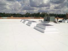 Hydrovapor barrier of roofs