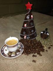 Оптовая поставка натурального кофе в зернах высокого качества по всей Украине