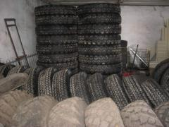 Restoration of truck tires